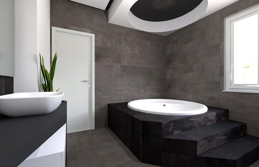 Vasca da bagno - House Design