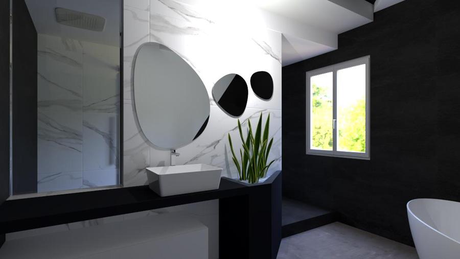 stanza da bagno House Design