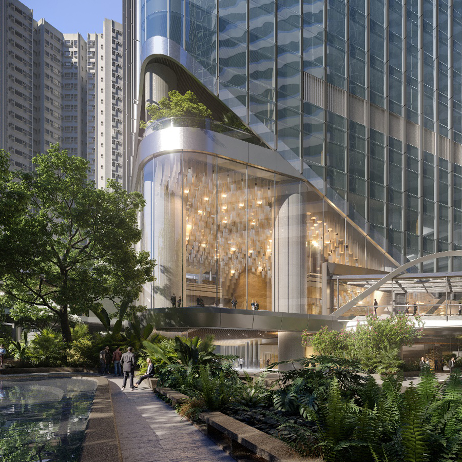 Two Taikoo Place