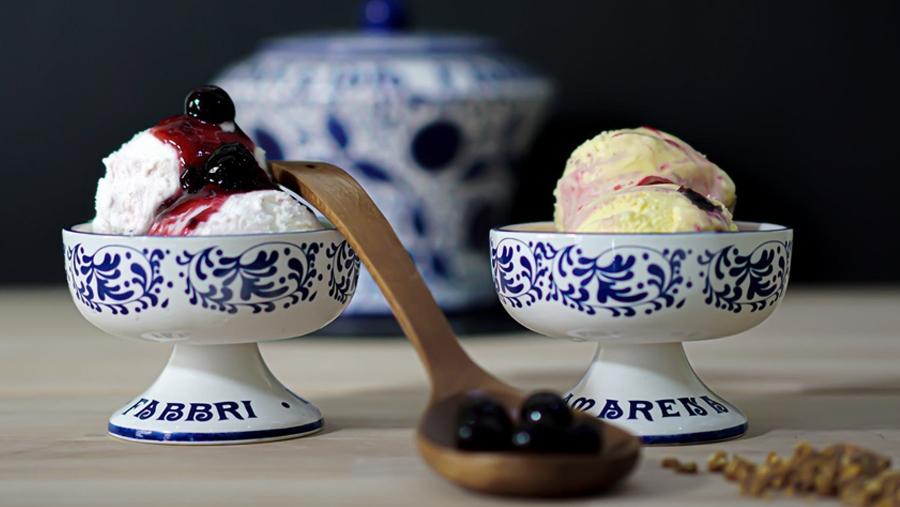 materie prime del buon gelato